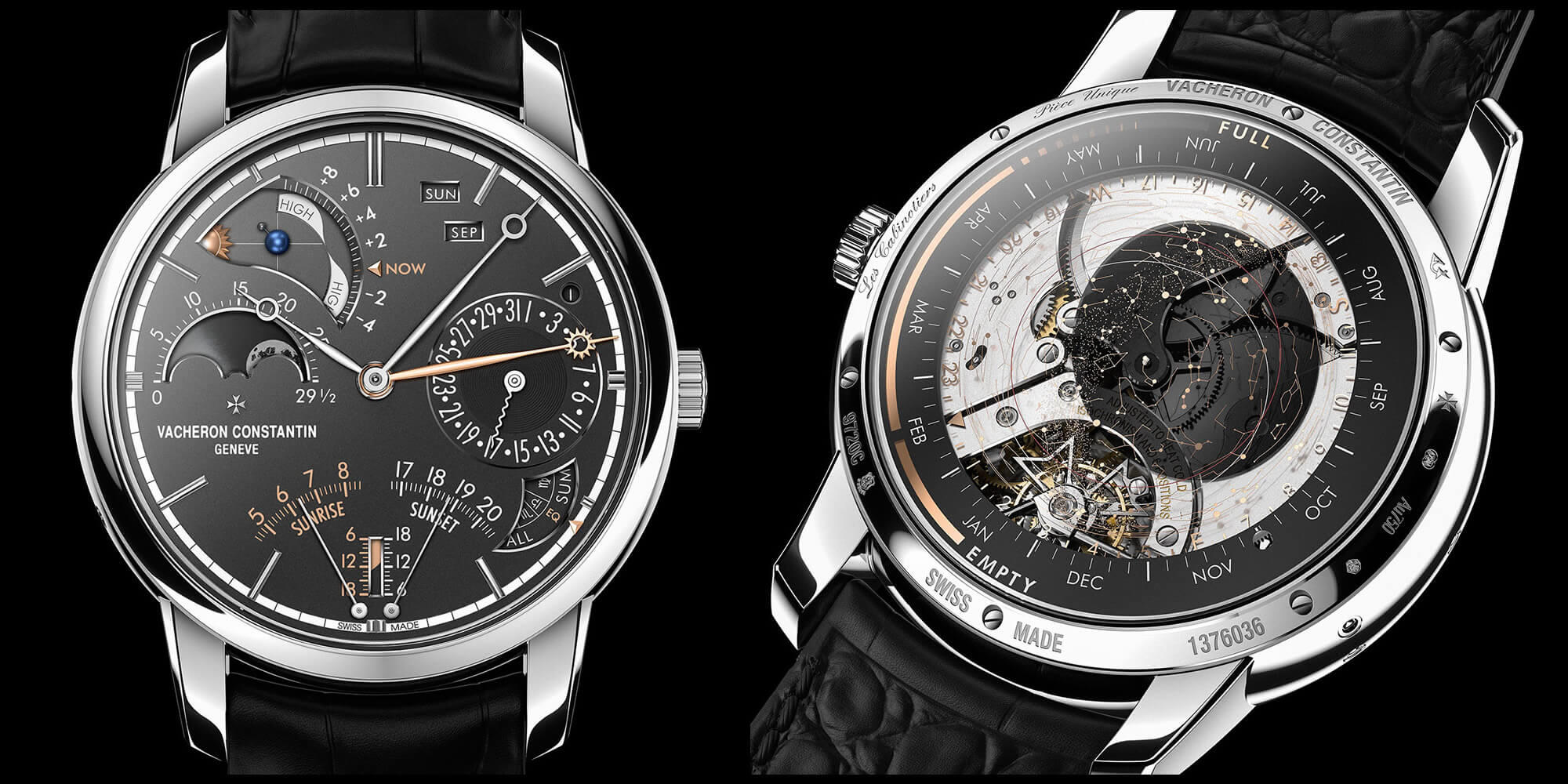 Les Cabinotiers Celestia Astronomical Grand Complication 3600